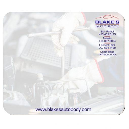 "40 Sheet Mouse Scratch Pad (8 1/4""x7"")"