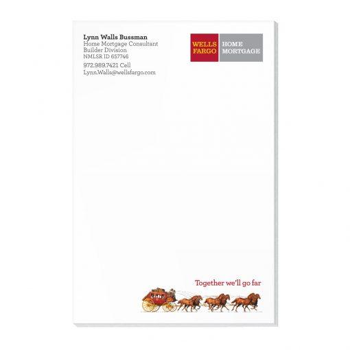 "50 Sheet Scratch Pad (4""x6"")"