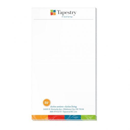 "50 Sheet Scratch Pad (4""x7"")"
